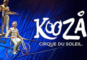 Cirque du Soleil. KOOZA