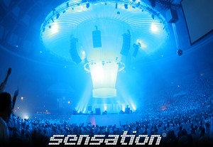 Sensation White в Амстердаме