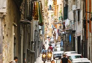 Неаполь - Рим. Италия