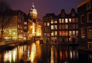 Музейная ночь в Амстердаме