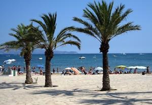 Майская Барселона