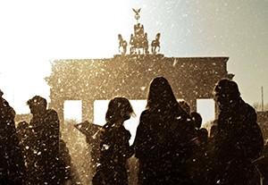 Берлин. Гамбург. Дрезден