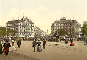 Евротур Краков-Будапешт-Вена-Прага-Берлин