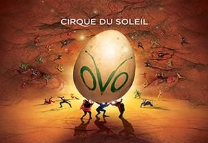 Cirque du Soleil. Берлин