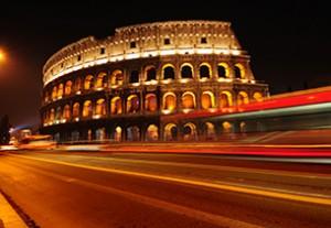 Неаполь - Рим. Италия - 2