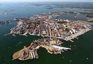 Карлскруна. Швеция
