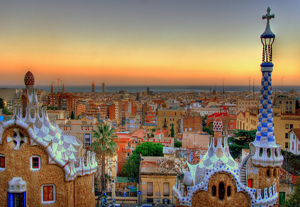 Праздник Ла Мерсе в Барселоне