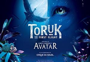Cirque du Soleil. Toruk
